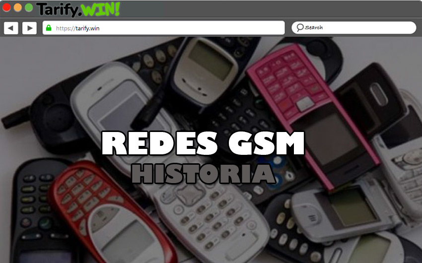¿Cómo se ideó todo? Historia de las redes GSM