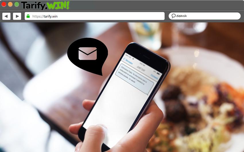 ¿Cómo activar o desactivar el servicio de mensajes de texto Premium?
