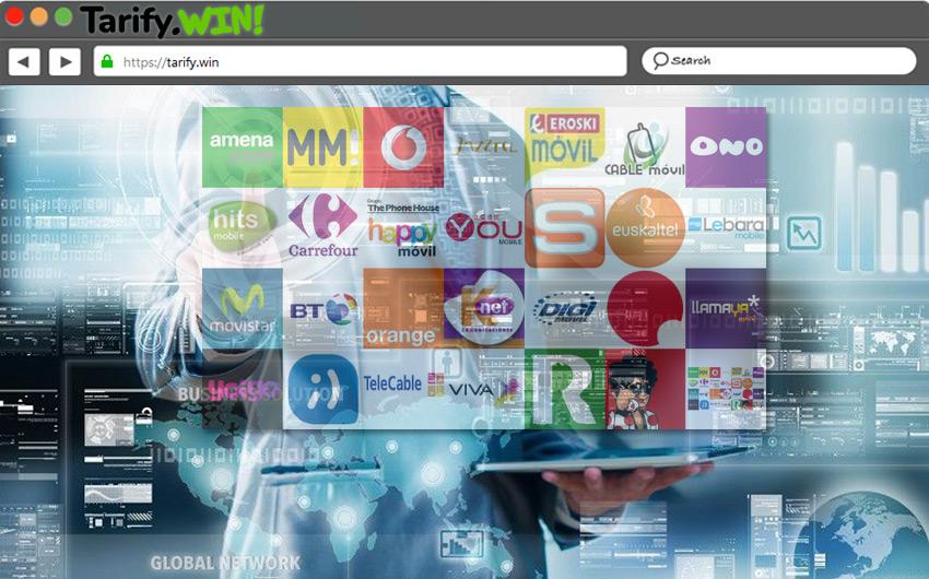 ¿Cuáles son las principales conexiones a Internet que ofertan los operadores telefónicos en España?