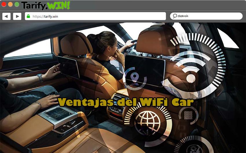 ¿Por qué es bueno tener internet en el coche? Beneficios y ventajas
