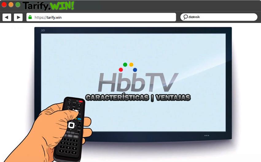 ¿Qué nos aporta el Hybrid Broadcast Broadband TV? Principales beneficios y características