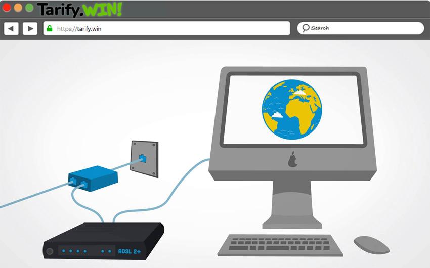 ¿Qué son las conexiones ADSL2 y ADSL2+