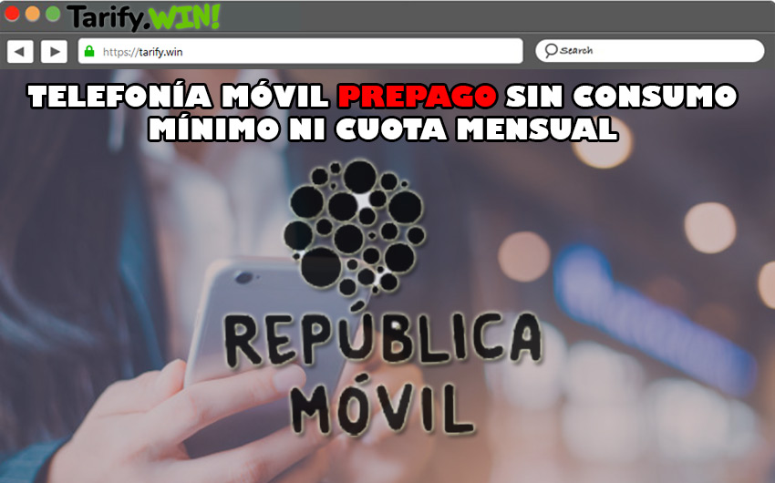 """""""Tarifa Cero"""" de República Móvil"""