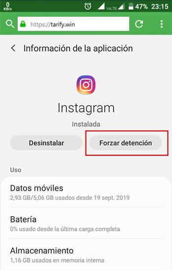 Cerrar aplicaciones mientras no las usas