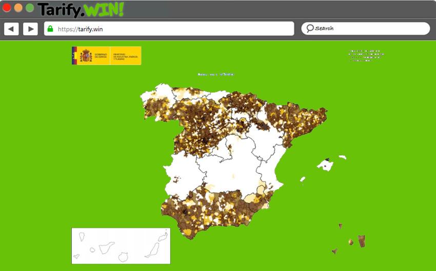 Cobertura WiMAX España