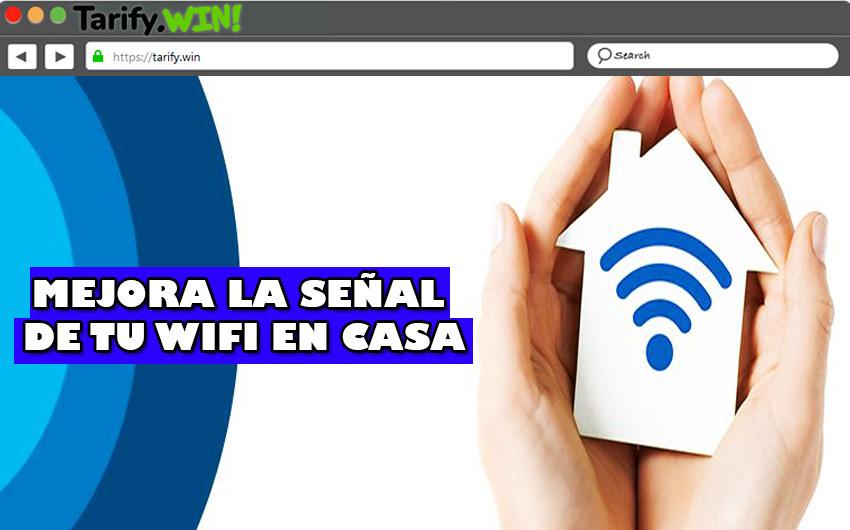 Consejos para mejorar la señal de tu WiFi y tener máxima conexión en todo tu domicilio