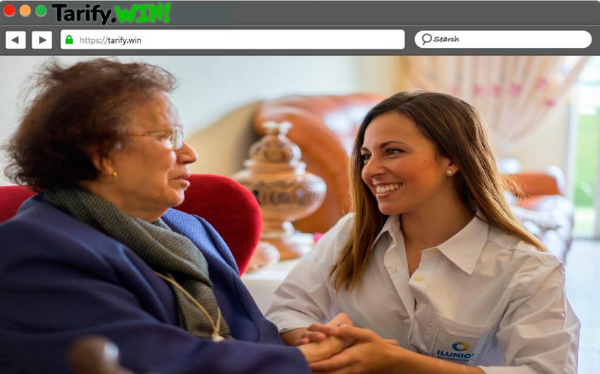 ¿Cuáles son los tipos de asistencia para mayores que se pueden contratar actualmente?