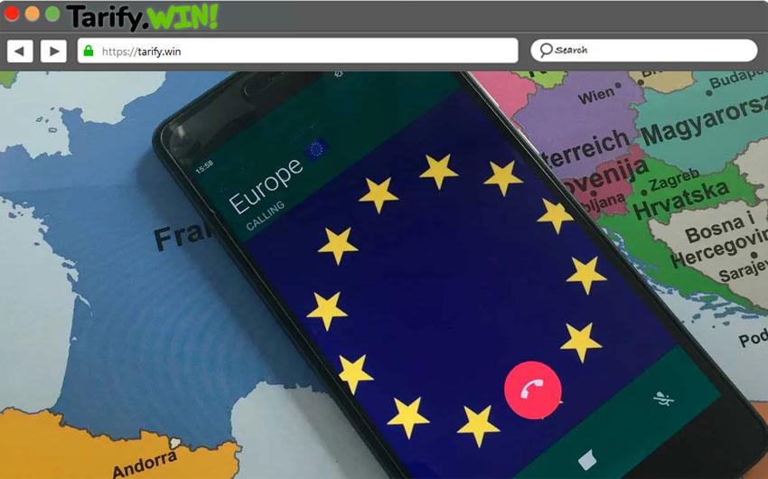 Cuánto cobran los operadores móviles por utilizar el smartphone fuera de la Unión Europea