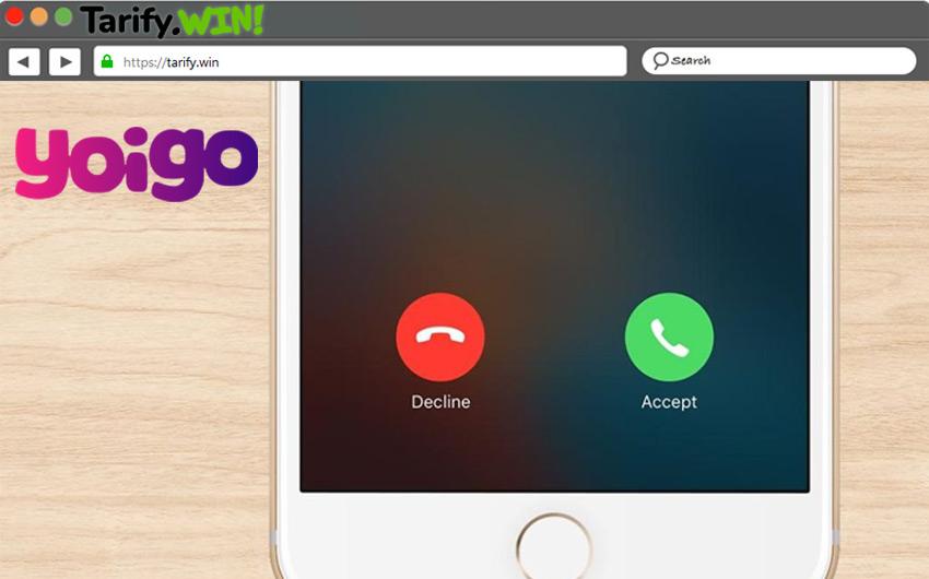 Deshabilitar y habilitar el servicio de llamadas en espera Yoigo