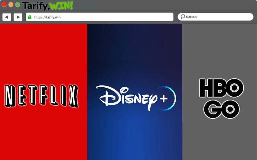 Disney vs Netflix vs HBO Go