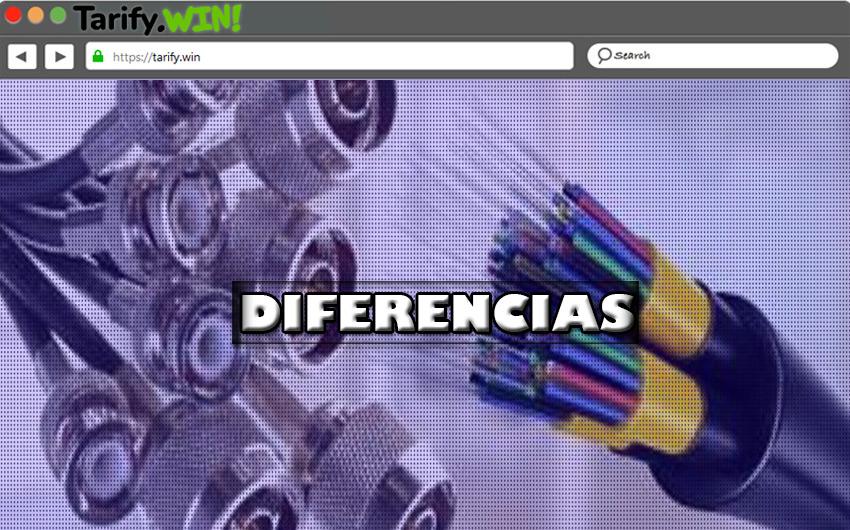 Diferencias entre fibra y cable coaxial ¿Cuál es mejor y más rápido?