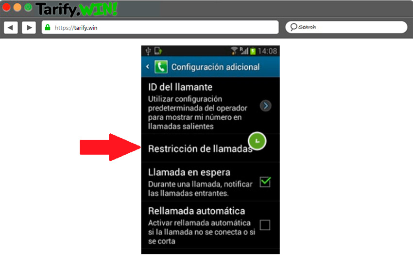 En Android