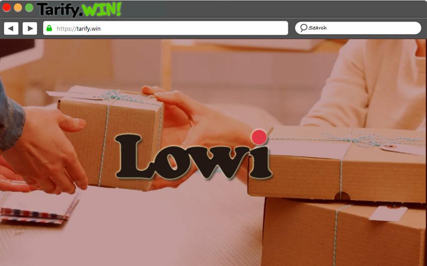 Devolver el router en Lowi