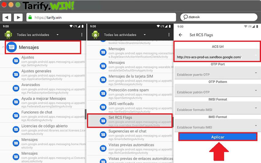 Google Mensajes ¿La solución para hacer el RCS una realidad?