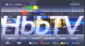 HbbTV ¿Qué es la Hybrid Broadcast Broadband TV o TDT Híbrida y cómo funciona esta tecnología para ver la televisión a la carta?