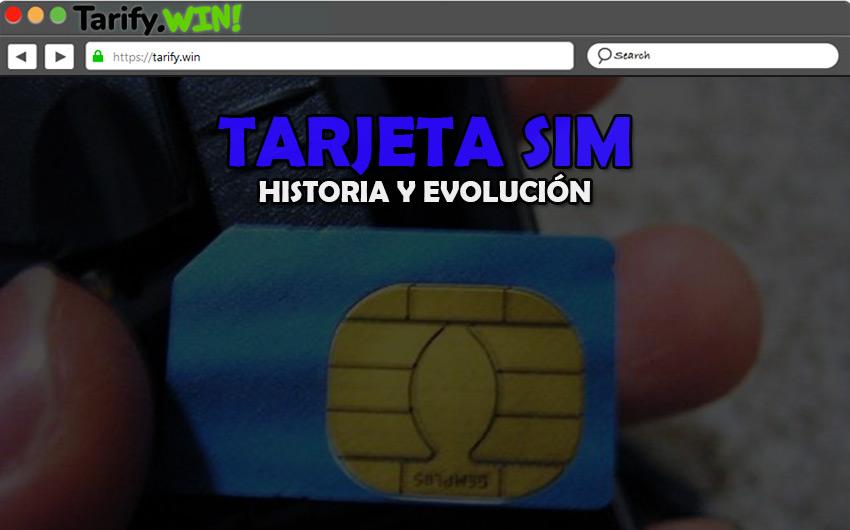 Historia y evolución de las SIM card ¿Cuál fue la primera y cómo han evolucionado?