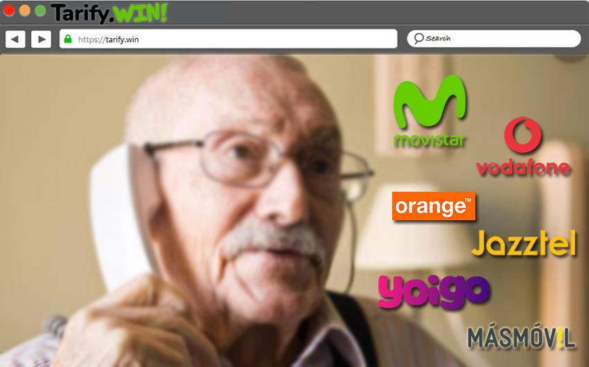 Lista de las mejores tarifas en telefonía fija para jubilados y personas mayores