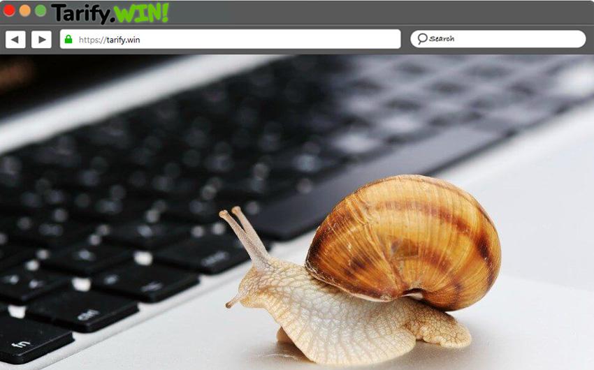 Los países con el peor Internet del mundo