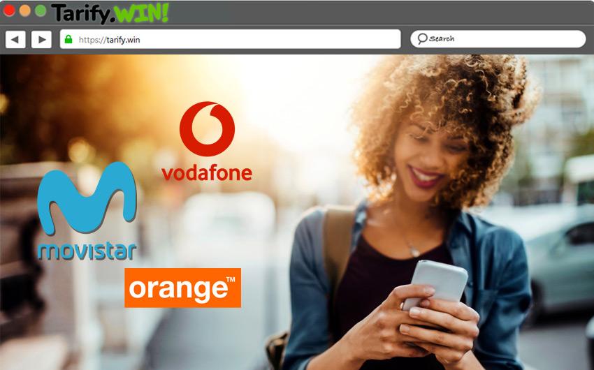Operadoras con red 4G propia en España