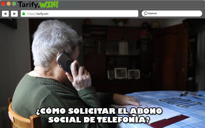 """Pasos para solicitar el """"Abono Social de Telefonía"""" en España"""