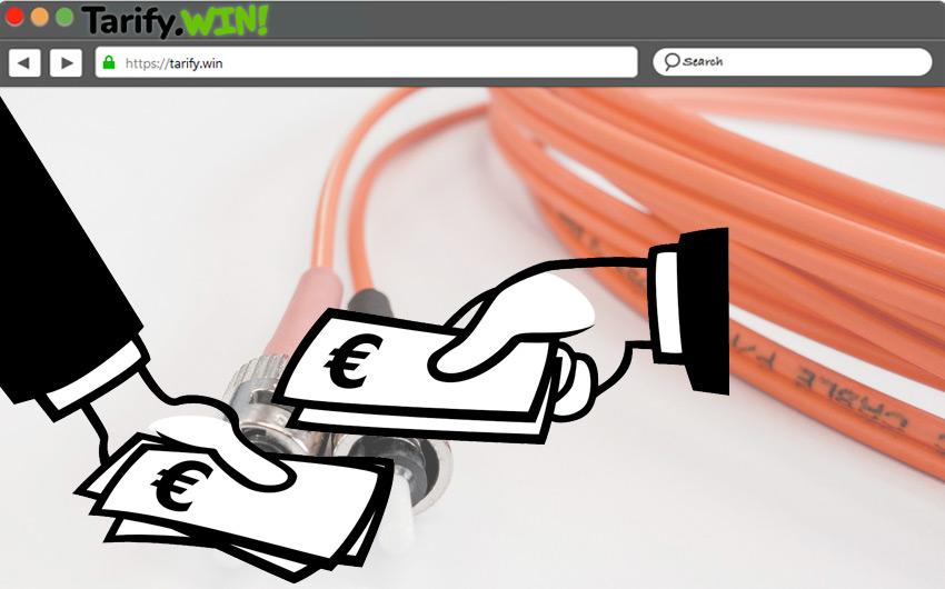 Precio de tarifas de Internet fibra simétrica con líneas adicionales