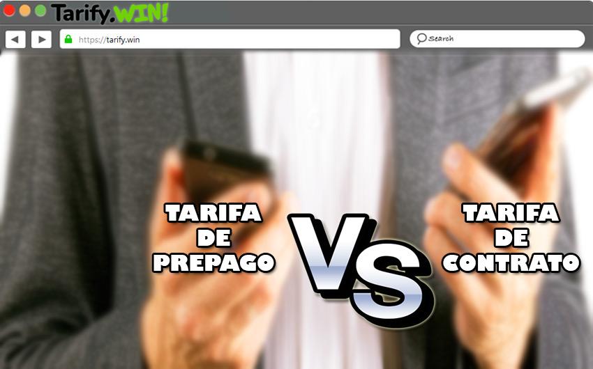 Prepago vs contrato ¿Cuál es mejor y en qué se diferencian?