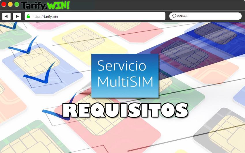 Requisitos para utilizar servicio de SmartSIM ¿Qué necesito?