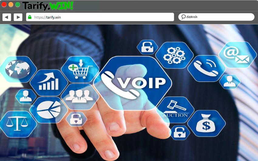 Utiliza llamadas de voz IP