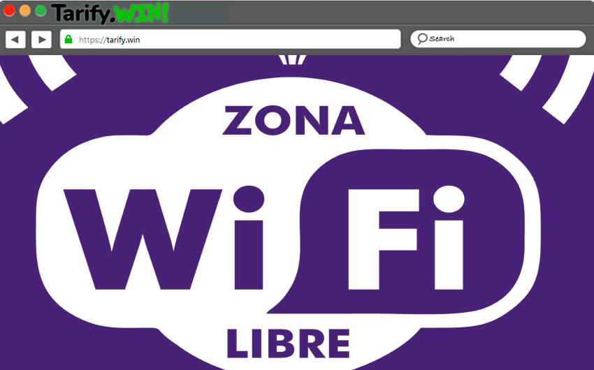WiFi libre ¿Cómo saber en qué parques y plazas hay redes abiertas?