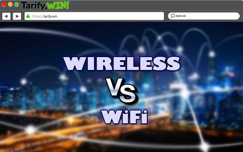 Wireless vs WiFi ¿Cuáles son las diferencias entre una y otra?