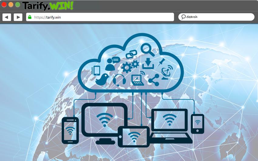 Cobertura de Internet de las principales operadoras de España