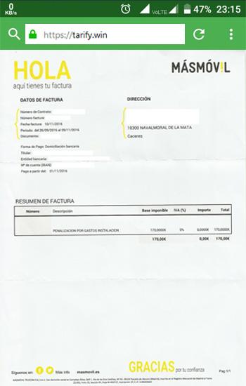 factura-MasMovil