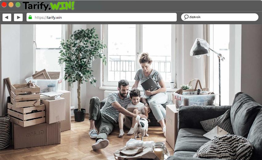 traslado de domicilio de tu servicio de Internet
